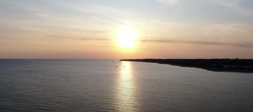 Campomarino di Maruggio tramonti