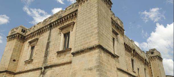 Castello Torricella Salento Puglia