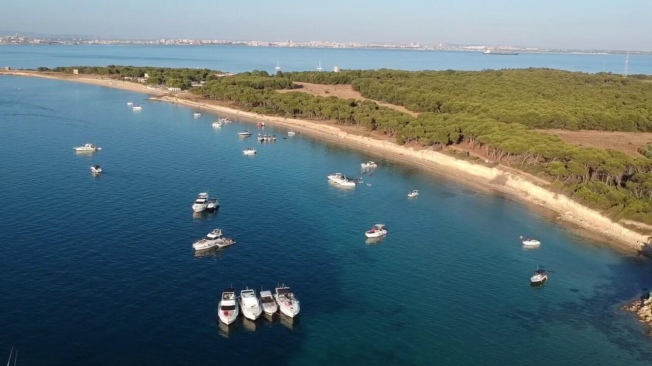 Dove andare al mare vicino Taranto