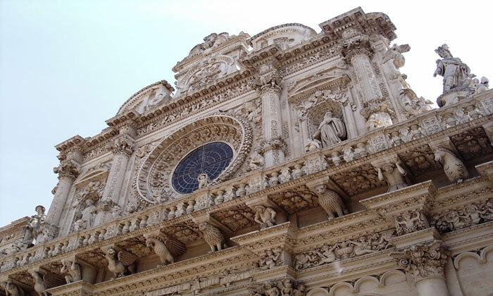 Lecce il barocco