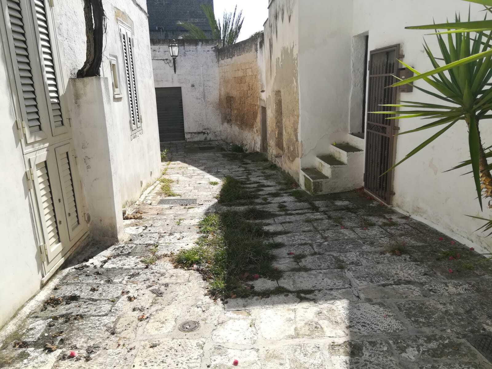 Oria abbandono centro storico