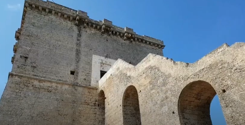 Porto Selvaggio Salento Puglia torre