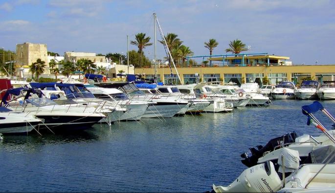 Porto Turistico di Campomarino Maruggio