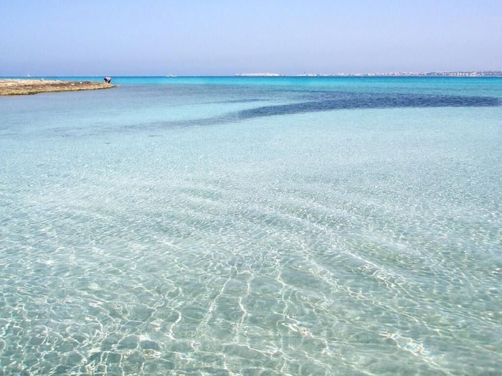 Punta Prosciutto e la Spiaggia di Pescoluse