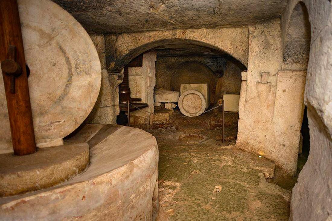Santa Susanna museo olio evo