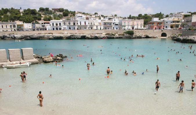 Santa Maria al Bagno Spiaggia