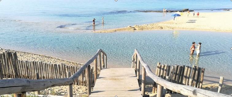 Spiaggia san pietro in bevagna