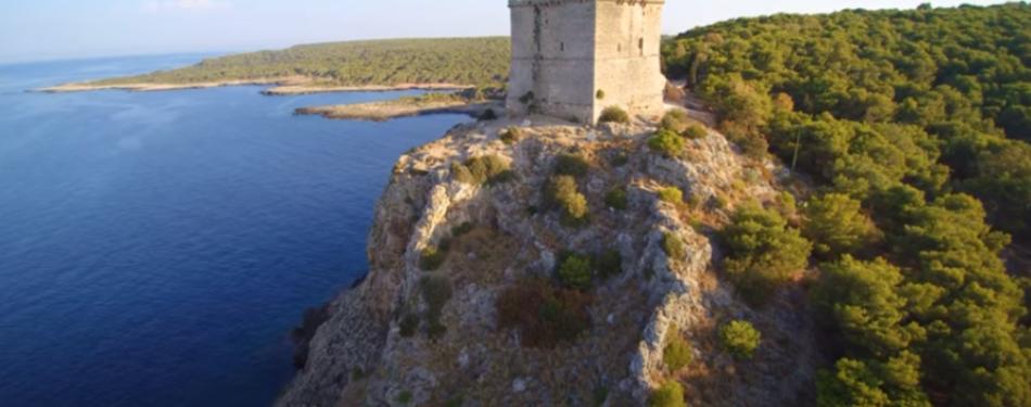 Torre dell Alto Porto Selvaggio