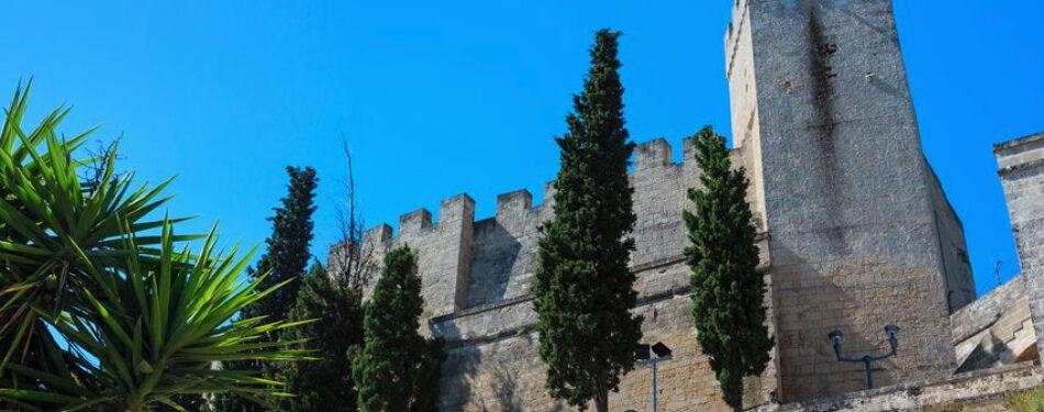 Leggenda oria castello