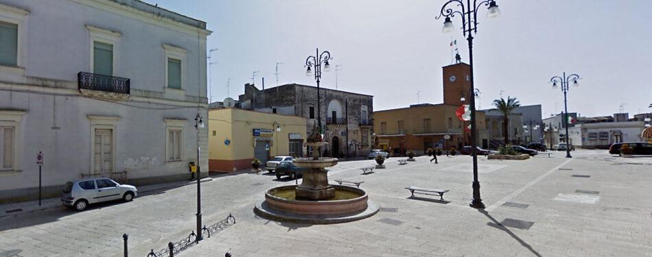Veglie piazza umberto salento