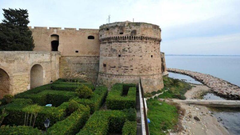 Castello Aragonese Taranto1