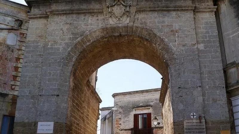 Mesagne Centro storico