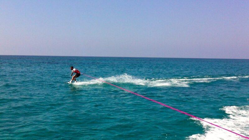 Wakeboarding gallipoli