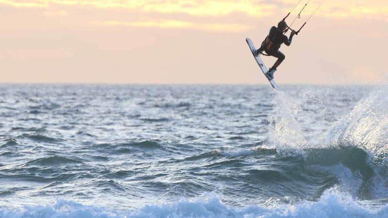 KITE SURF BANNER