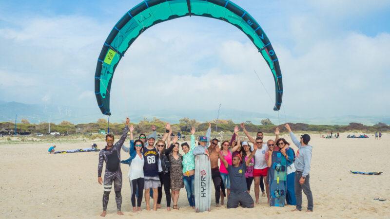 Kite surf puntaprosciutto