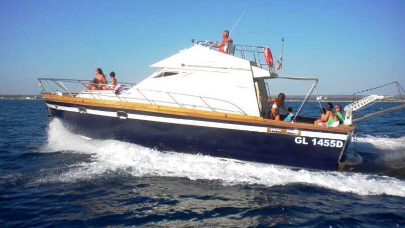 Noleggio yacht salento