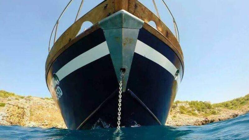 Noleggio yacht salento 07