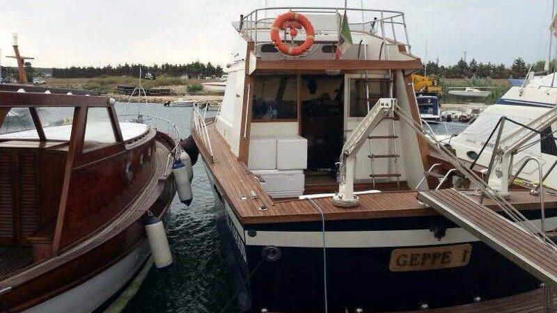 Noleggio yacht salento 08