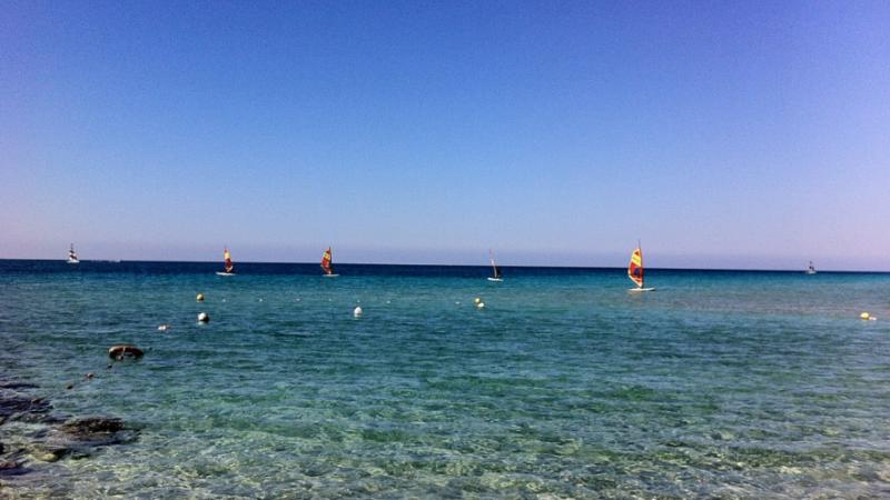 Wind surf punta prosciutto