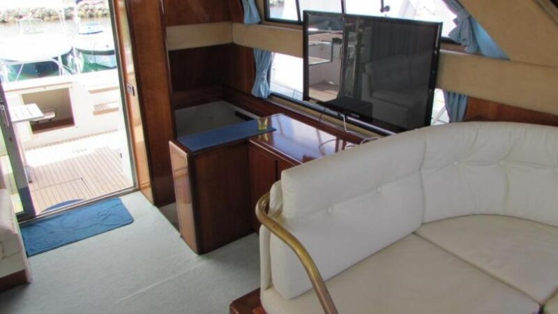 Yacht punta prosciutto noleggio1