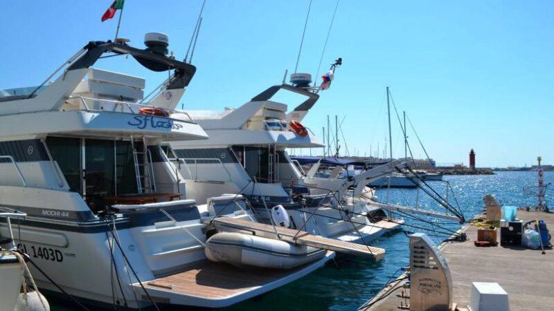 Yacht punta prosciutto noleggio5