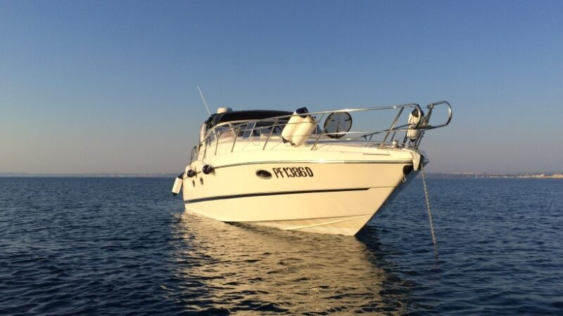 Yacht punta prosciutto noleggio8