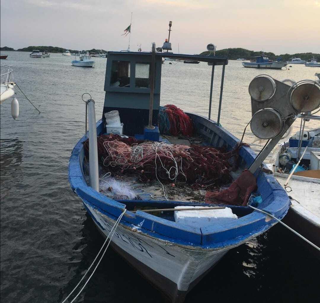 Amp porto cesareo salento pesca