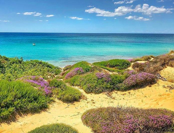 Campomarino di maruggio spiaggia dune mare