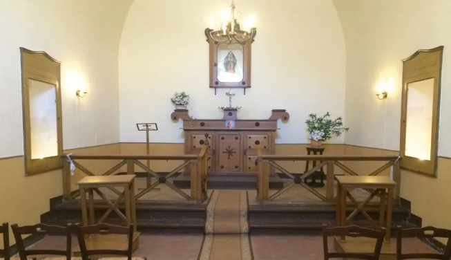 Cappella castello torre santa susanna