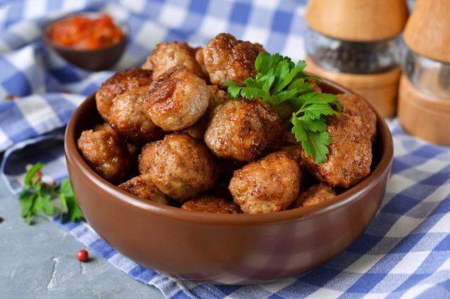 Carne arrosto antica osteria