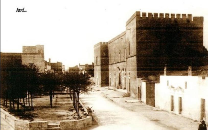 Il passato di Torre Santa Susanna