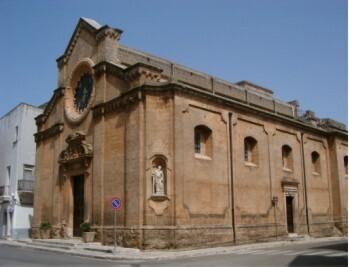 Chiesa madre torre santa susanna