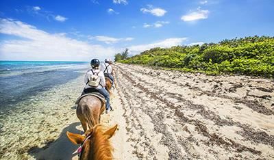 Escursioni a cavallo salento