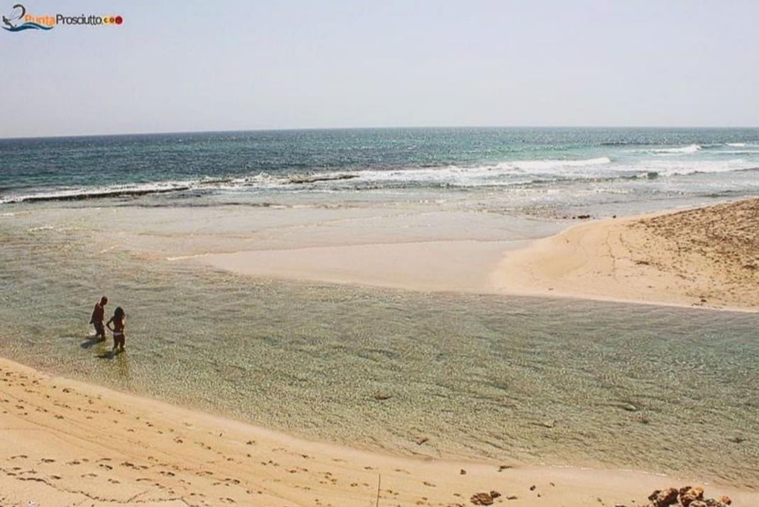 Fiume borraco spiaggia