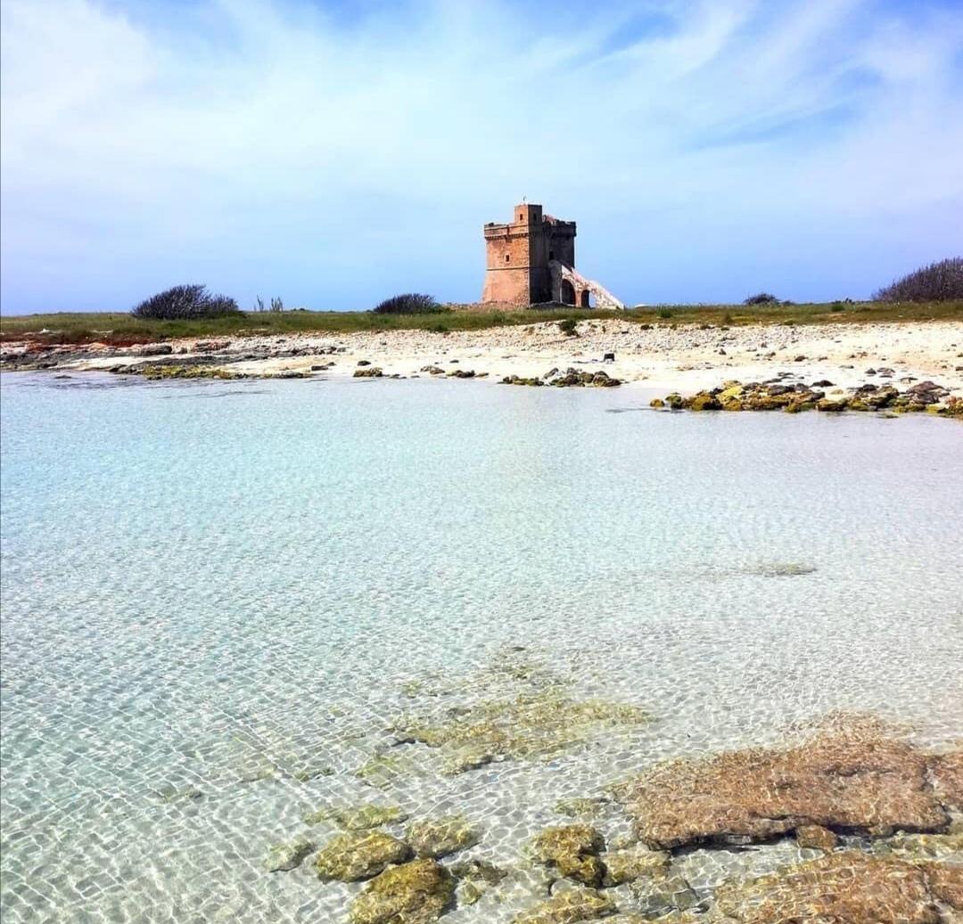 Il mare di torre squillace