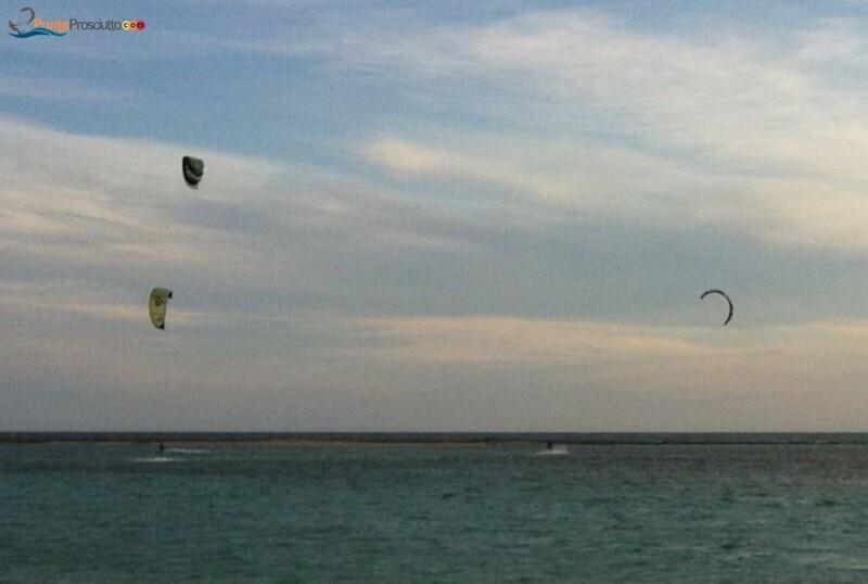 Katesurf kitesurf torre lapillo war