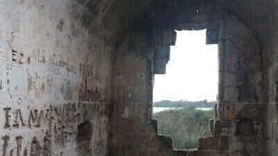 La salina dei monaci fabbica sale