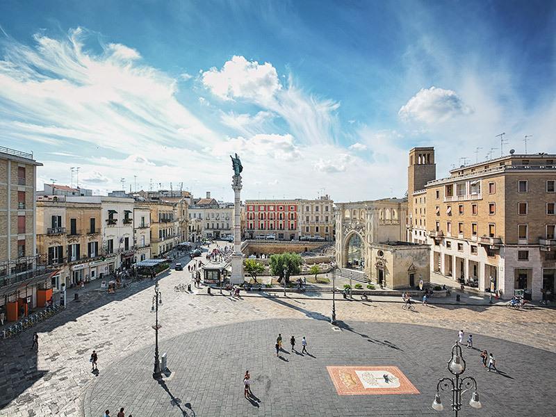 Lecce centro e storia