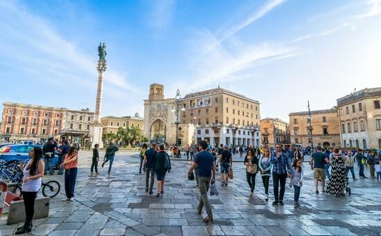 Lecce e il centro storico