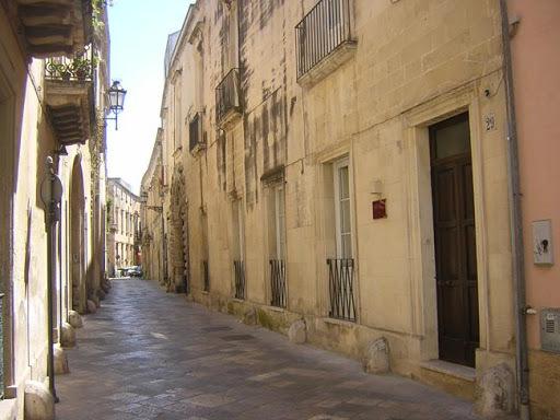 Lecce vie antiche salento