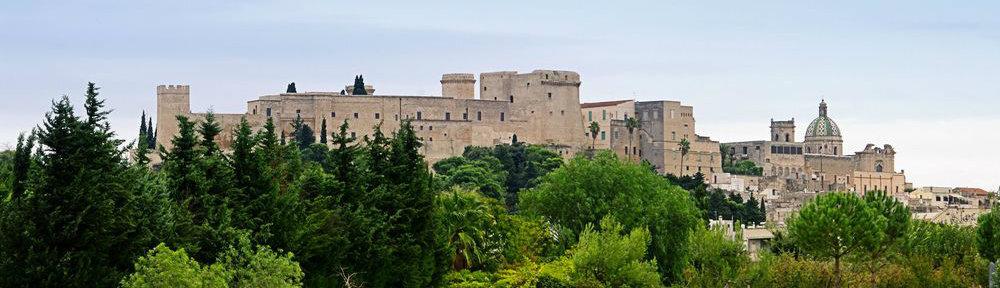 Leggenda castello oria