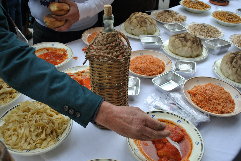 Mattre san giuseppe erchie gastronomia