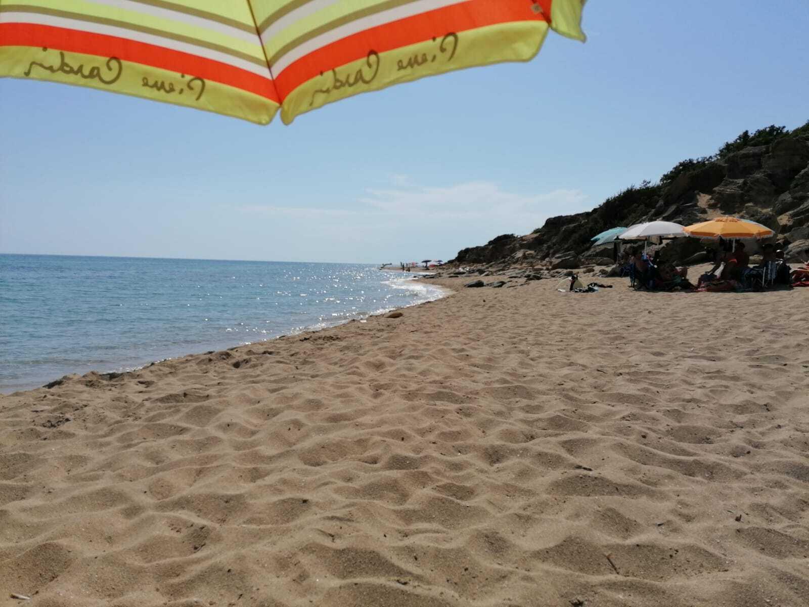 Mirante spiaggia scogliera