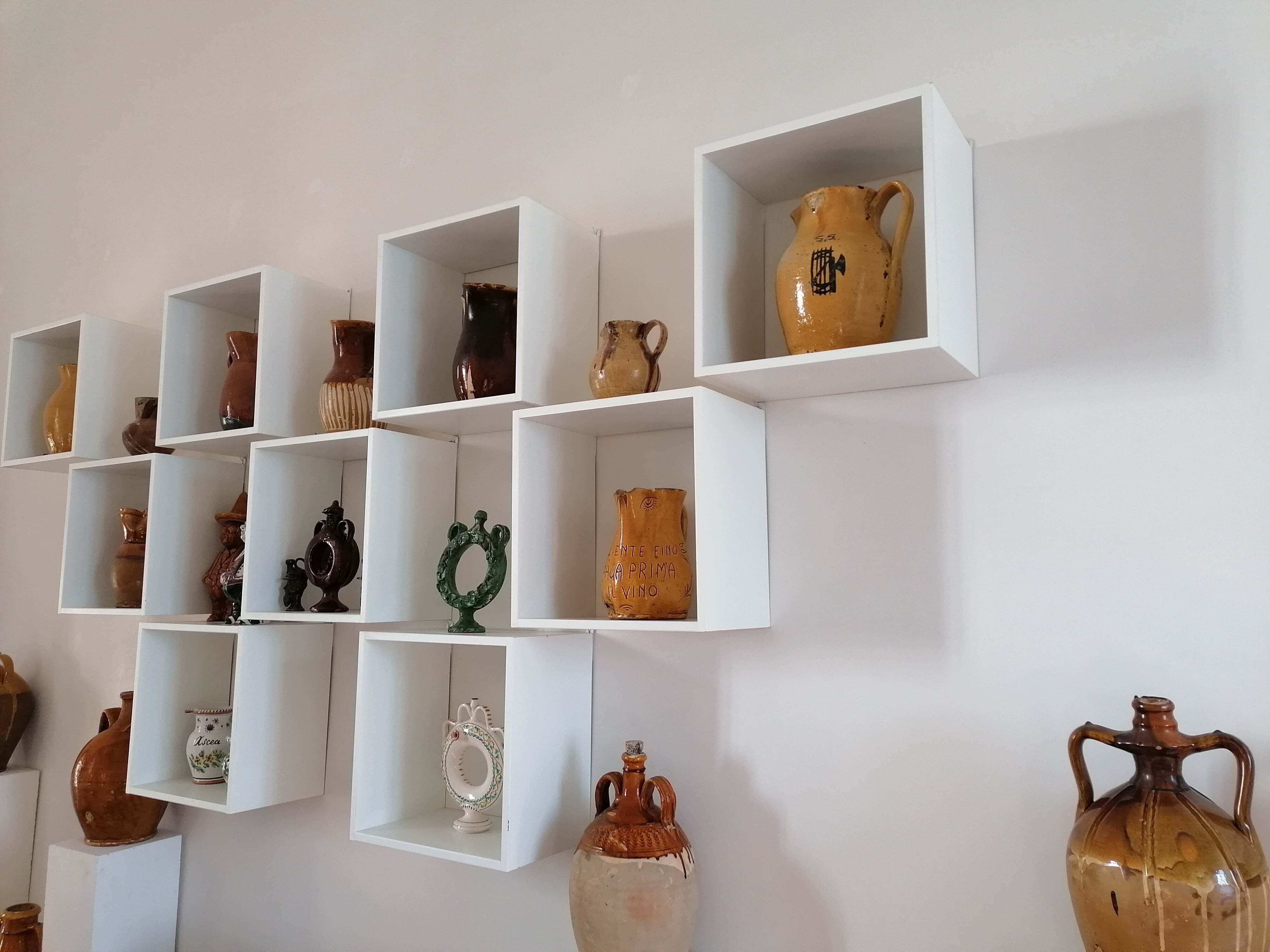 Museo delle ceramiche torre colimena