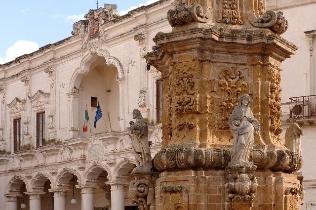 Nardo centro storico salento