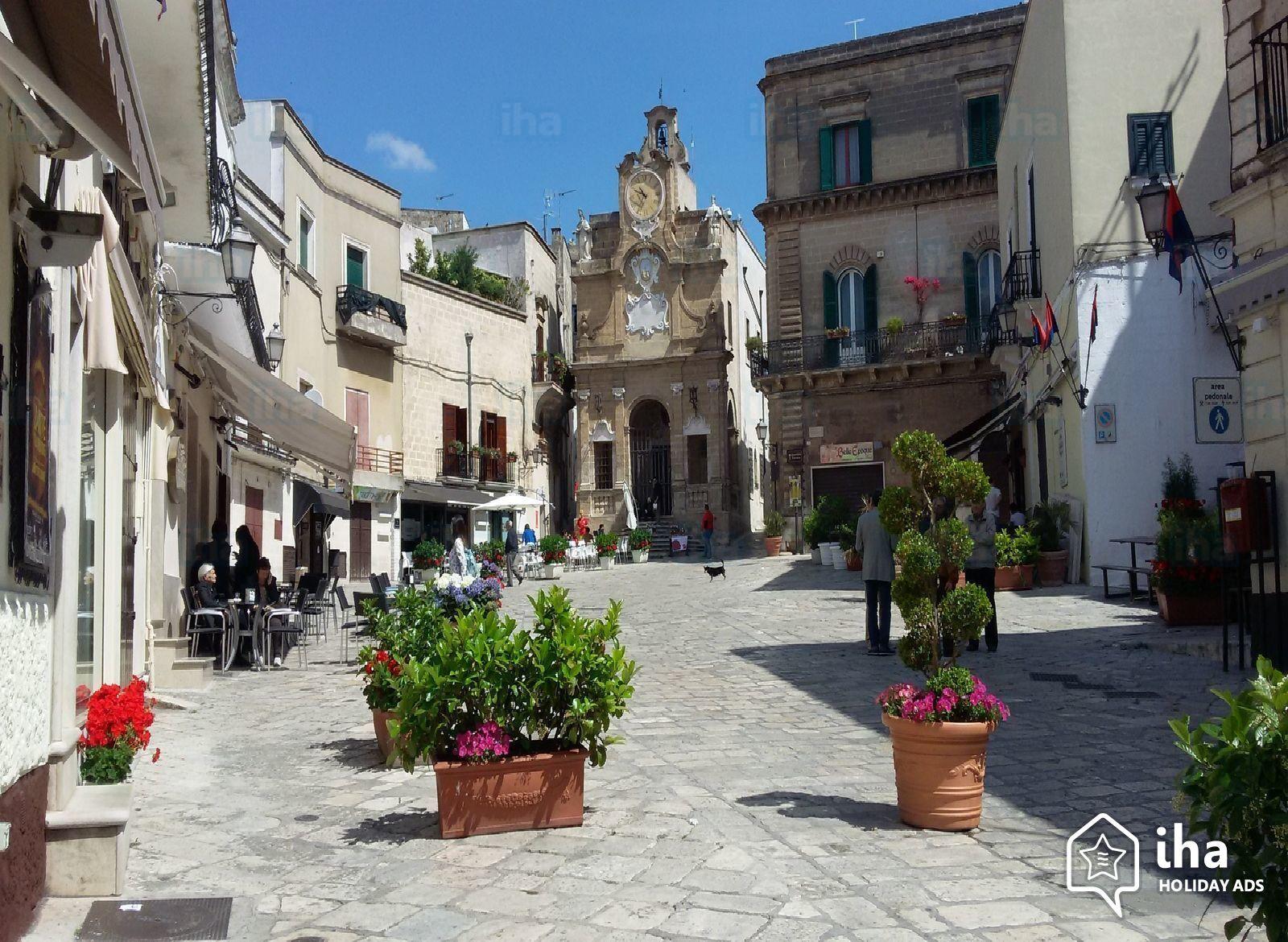Oria centro storico vacanze