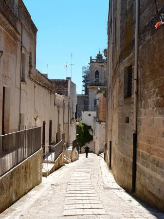 Oria vie centro storico