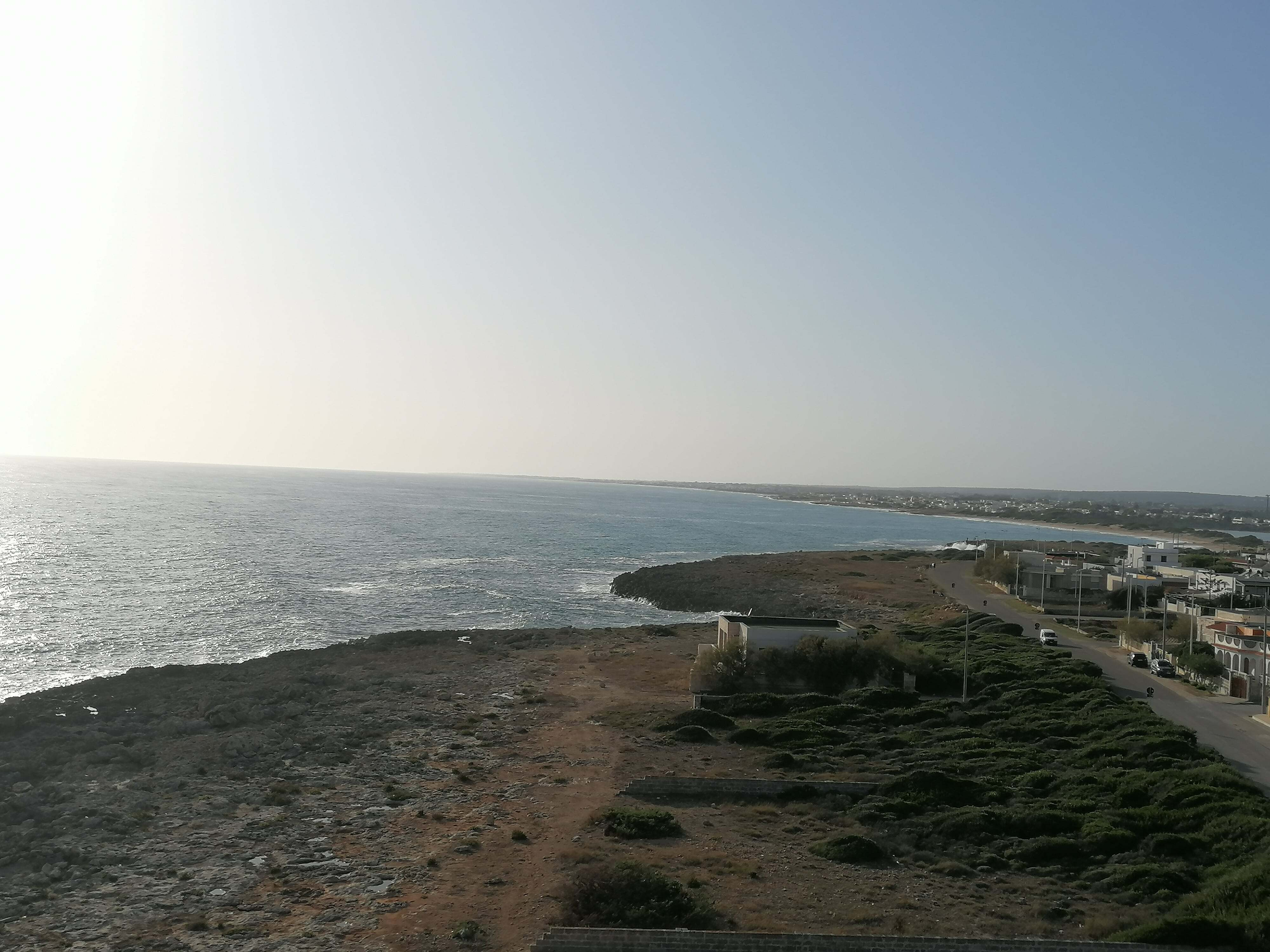Panoramica verso sud torre colimen