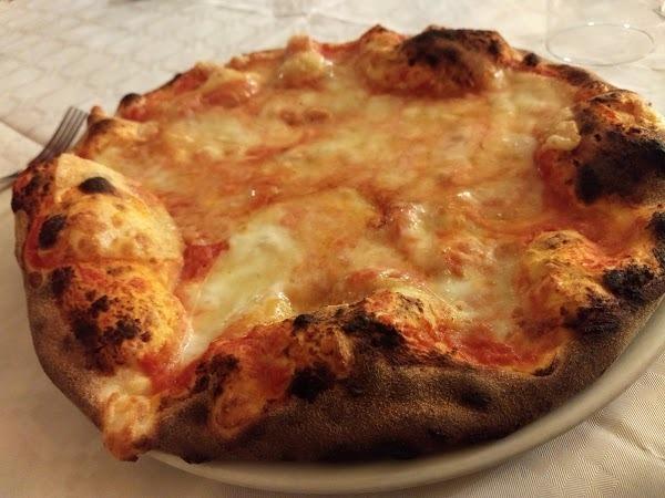 Pizza antica osteria erchie