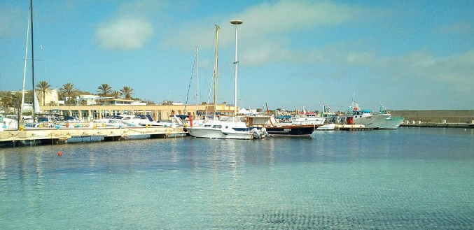 Porto campomarino maruggio